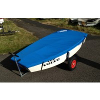 Optimist Boat Cover Top (Mast Down) PVC