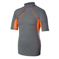 Crewsaver Phase 2 Junior Rash Vest - Short Sleeve
