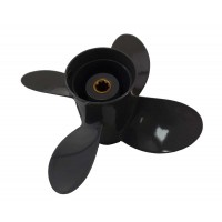 4 Blade Aluminium Propeller 9-1/4 x 10 for Honda BF8D / BF10D / BF15D / BF20D Outboard Engines