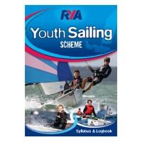 RYA Youth Sailing Scheme Log Book G11