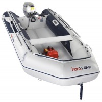 Honda Honwave 3.8m Air V-Floor Inflatable Dinghy