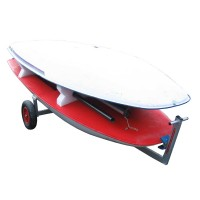 Topper Dinghy Stacker For Towing