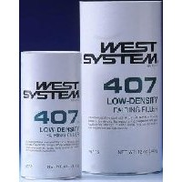 West 407A Low Density Filler 700g