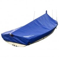 Wayfarer Boat Cover Overboom (Boom Up) PVC