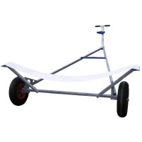 Webbing Support Launching Trolley - Upto 11 Foot Boats