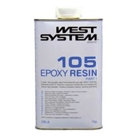 West Systems 105A 1kg Resin