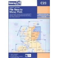Imray Chart Fife Ness to Moray Firth C23