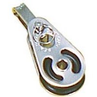 Sea Sure Single Block 25mm With Shackle