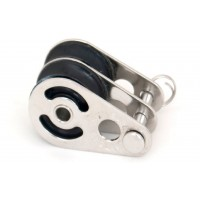 Sea Sure Double Block 25mm With Clevis Pin Head