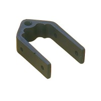 38mm Rudder Gudgeon 2 Hole Mounting