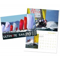 Harken Ultimate Sailing Calendar 2018