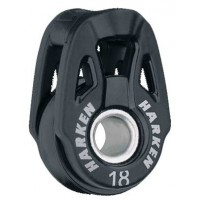 Harken T2 Soft-Attach 18mm Carbo Air Block
