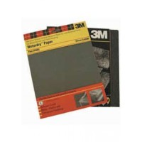 Harris Wet & Dry Sandpaper - 4 Pack Assorted