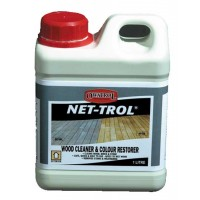 Owatrol Wood Cleaner And Colour Restorer 1Ltr