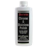 Star brite Chrome & Stainless Steel Polish 250ml
