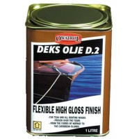 Owatrol Deks Olje D2 High Gloss Finish 1Ltr