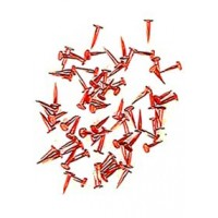 10mm Copper Tacks 30g