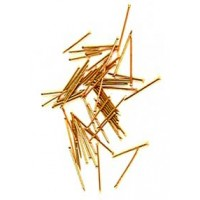 25mm Brass Panel Pins 30g