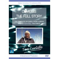 Osmosis The Full Story DVD by Tom Cunliffe