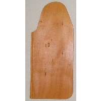 Mirror Plywood Rudder Blade
