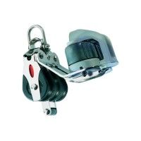 Ronstan Series 20 Triple Block Becket Cam Cleat With 2 Axis Shackle Head