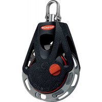 Ronstan Series 40 Manual Ratchet Block With Swivel Shackle Head