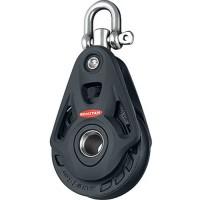 Ronstan Series 70 Single Core Block With Lockable Swivel Shackle head