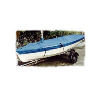 Phantom Boat Cover Flat (Mast Up) Breathable Hydroguard