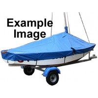 Solo Boat Cover Overboom (Boom Up) PVC
