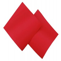 Red Rhombus/Diamond (Pair)