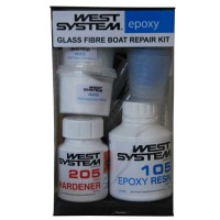 West Systems Glass Fibre Boat Repair Kit