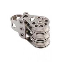 Allen High Tension Stainless Steel Triple Race Ball Block - 16mm