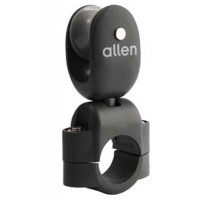 Allen Stanchion Mounted Plain Bearing Block