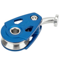 Allen Laser Kicker Block Extreme High Load With Key Blue