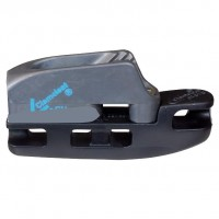 Clamcleat Aero Cleat CL828 base + CL270 Hard Anodised Racing Micro Cleat with Becket