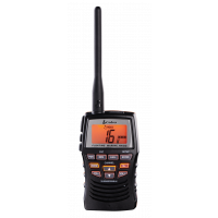 Cobra HH150 Floating And Waterproof Handheld VHF Marine Radio