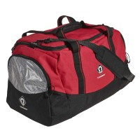 Crewsaver Crew Holdall Black And Red 100 Litres