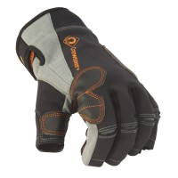 Crewsaver Phase 2 Short Finger Sailing Gloves