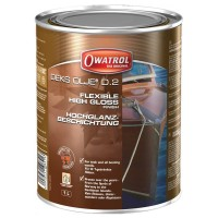Owatrol Deks Olje D2 High Gloss Finish 1Ltr