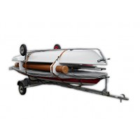 Laser Dinghy Stacker For Towing