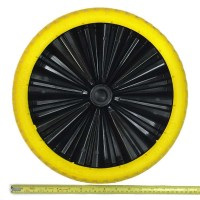 Opti Flex-Lite Puncture Proof Trolley Wheel 14.5""