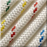 Liros Top Cruising 14mm Braid on Braid White/Blue