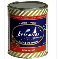 Epifanes Clear Gloss Varnish 1L