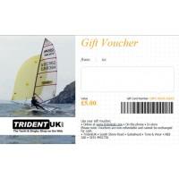 TridentUK £5 Gift Voucher