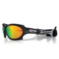 Gill Race Ocean Sunglasses Black/Orange