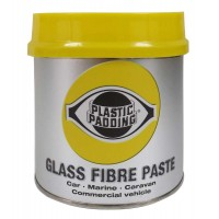 Plastic Padding Glass Fibre Paste 750g
