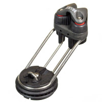 Wire Arm Centre Mainsheet Swivel Jammer Compact