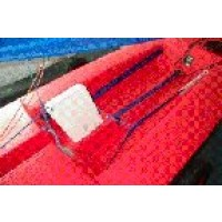 Topper Boat with Race Pack