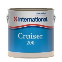 International Cruiser 200 Dove White