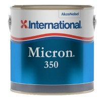 International Micron 350 Antifouling - 2.5Ltr
